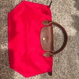 Small Longchamp purse.  Never used.